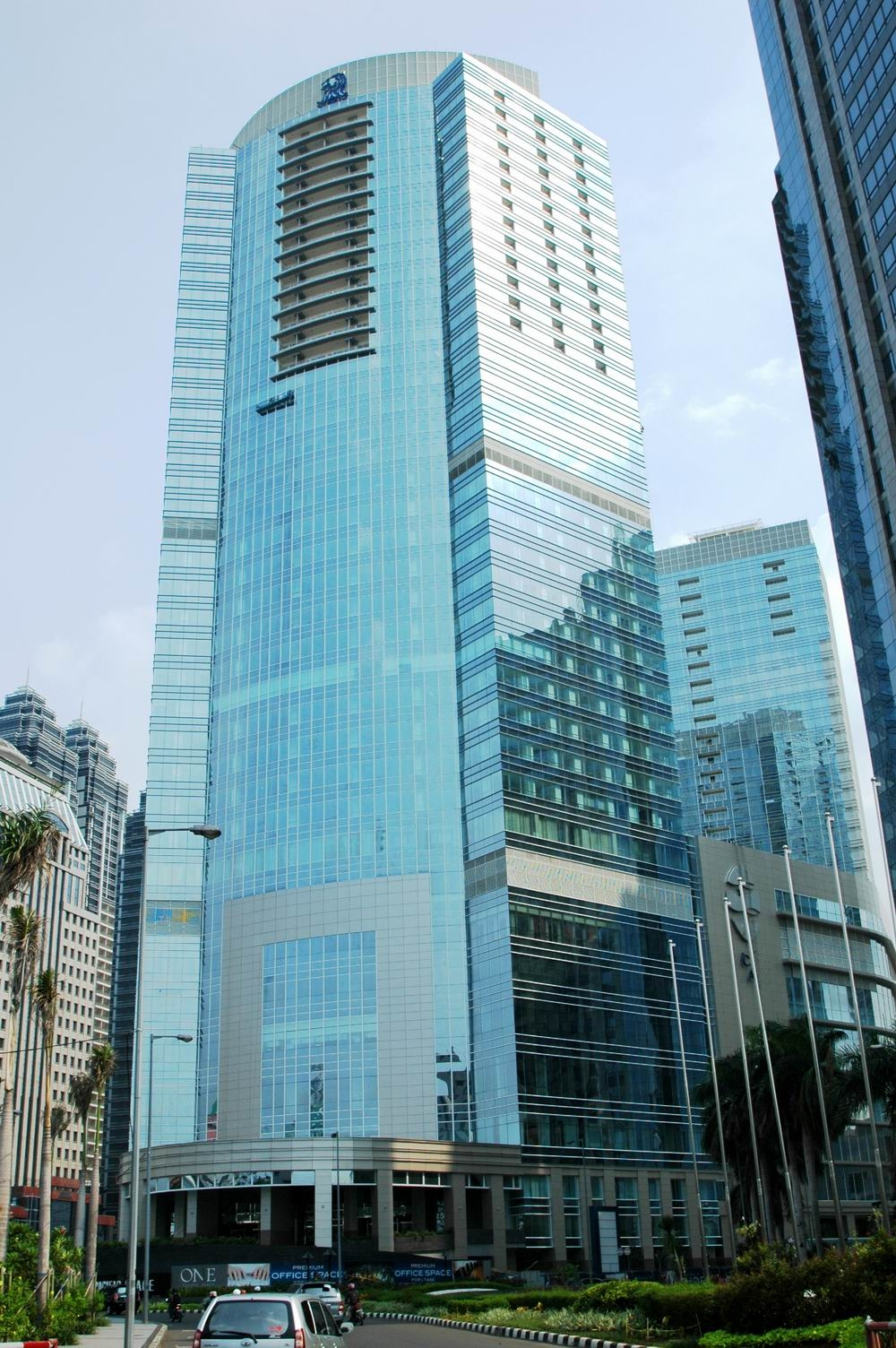 One Pacific Place - Jakarta