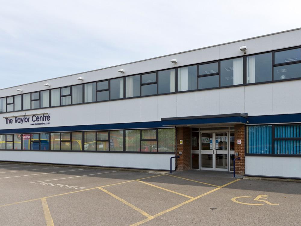 H B Raylor & Co Ltd - The Raylor Centre - James Street, YO10 - York