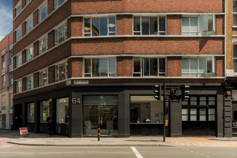 Shoreditch Business Centre, Great Eastern Street, EC - Hackney