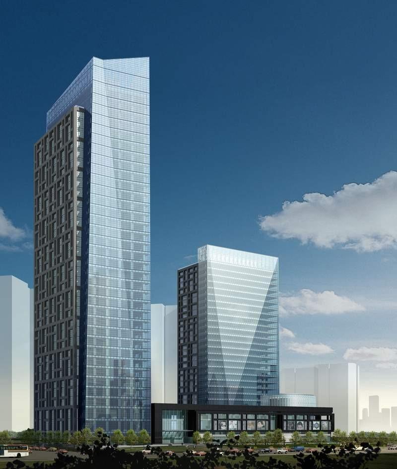 Arcc Spaces - Beijing Gemdale Plaza Centre - Beijing