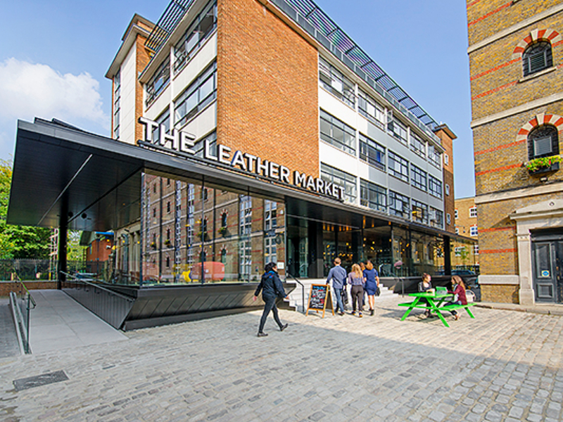 The Leathermarket - Weston Street, SE1 - Bermondsey (private, co-working )