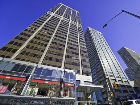 Bloor and Yonge - Bloor Street West - Toronto, ON