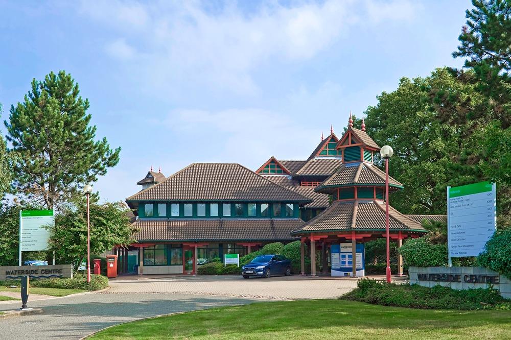 NEC/Airport Waterside Centre - Solihull Parkway, B37 - Birmingham