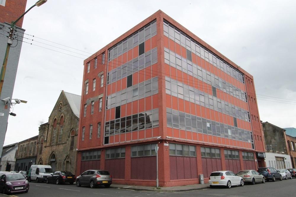 David Dale House - 159 Broad Street, G40 - Glasgow