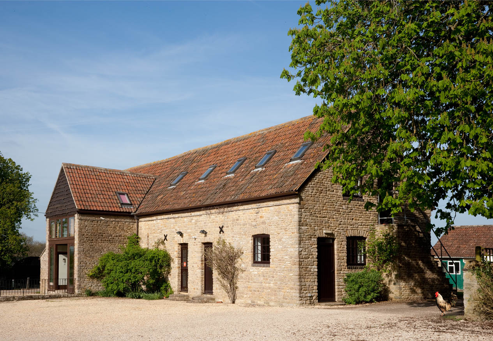 The Old Barn - Wicklesham Lodge Farm, SN7 - Oxon