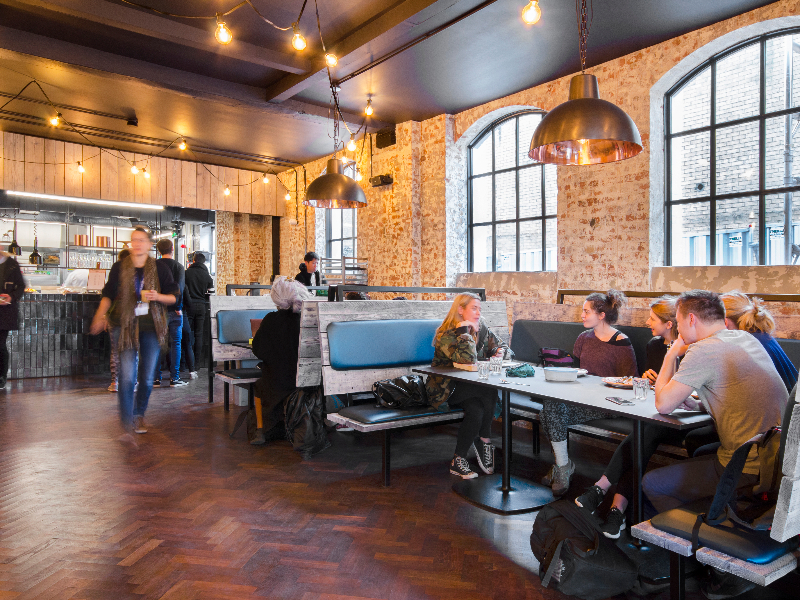 Workspace - Chocolate Factory - Clarendon Road, N22 - Wood Green (RESTRICTION – 2000sf+)