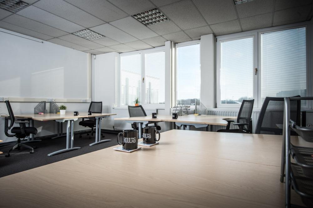 Office Space in HY Point Saltmeadows Road