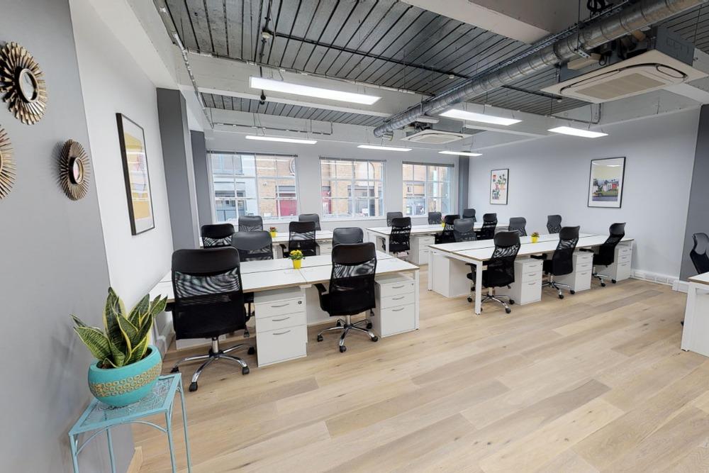 Proper Office - Bath Place - Rivington Street, EC2 - Shoreditch
