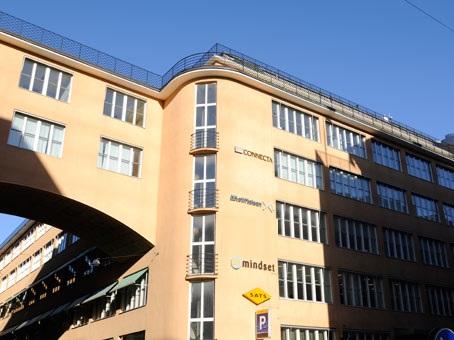 Stockholm, Central - Master Samuelsgatan, Sweden