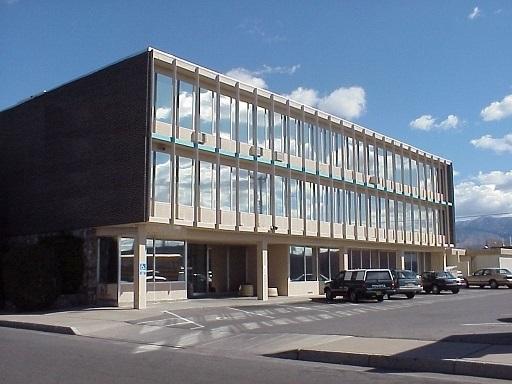 Fox Executive Offices - Madeira Drive, Albuquerque - New Mexico
