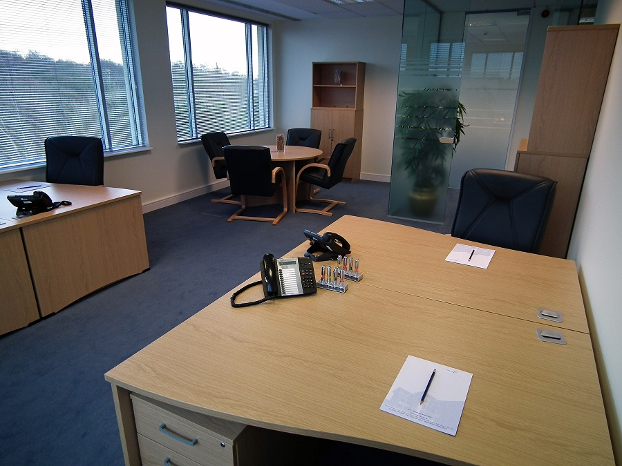 Office Space in Vienna House