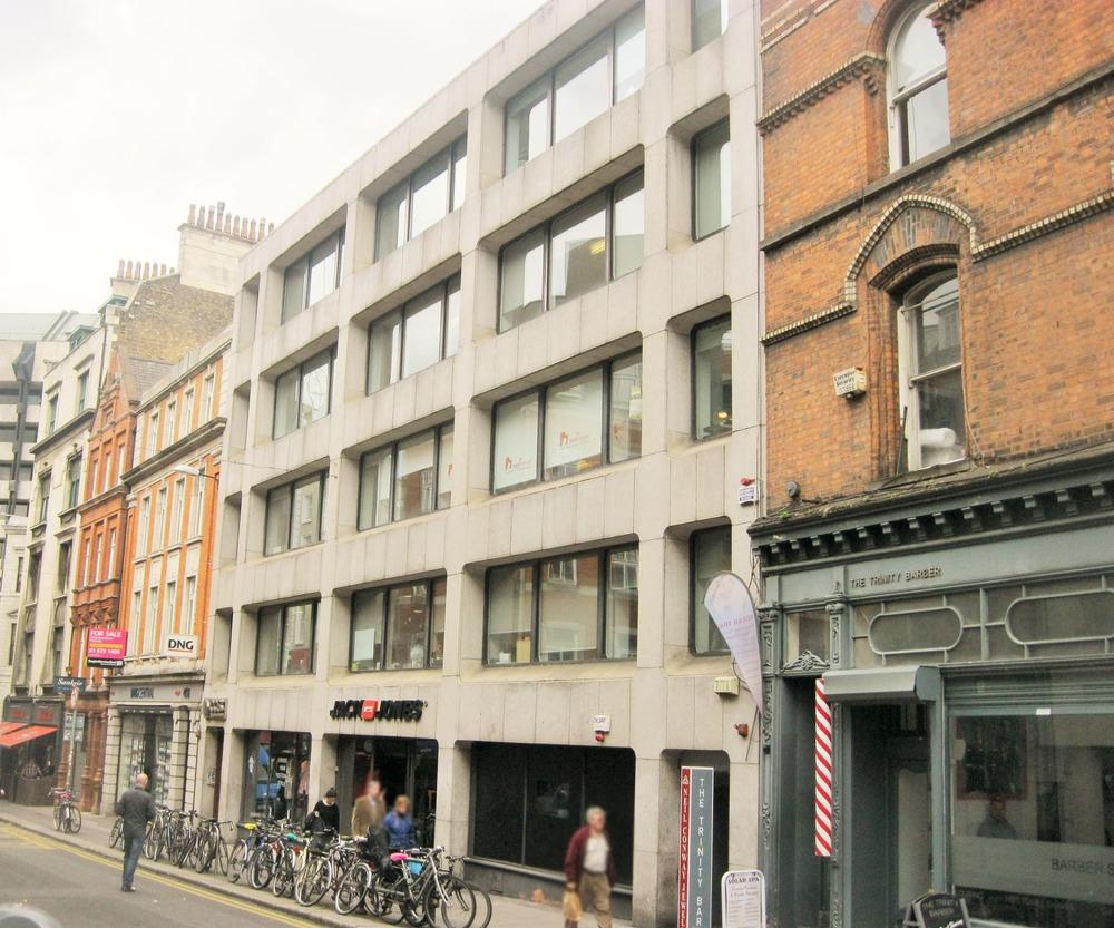 CCS - Trinity Street, D2 - Dublin