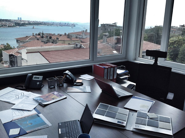 Office Space in Gumussuyu - Taksim Inönü Caddesi AKAR PALAS No:14 Kat: