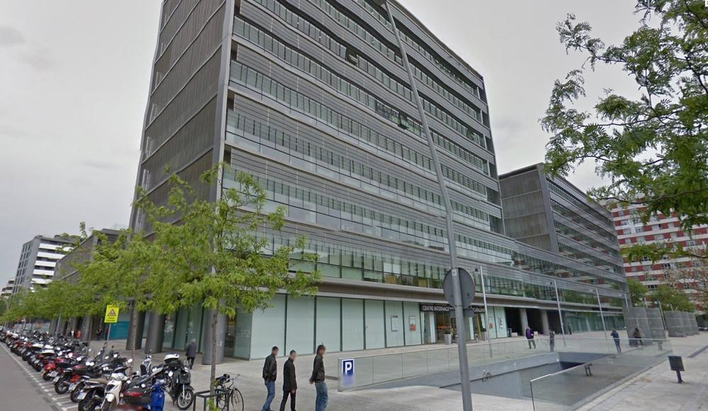 CINC Business Center - Carrer de Llull, Barcelona