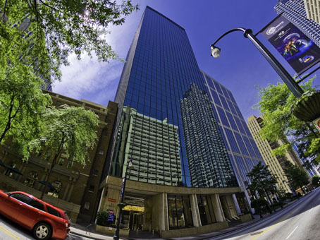 Regus - Peachtree Street, Atlanta - GA