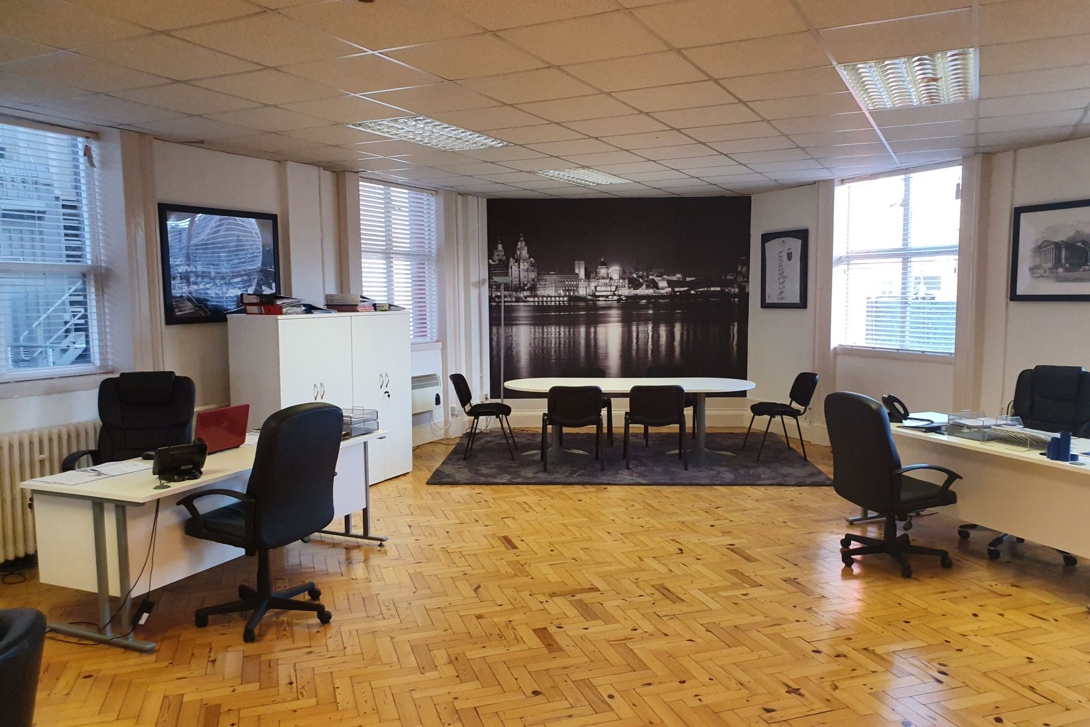 Hanover Serviced Offices Ltd - Hanover House - Hanover Street, L1 - Liverpool