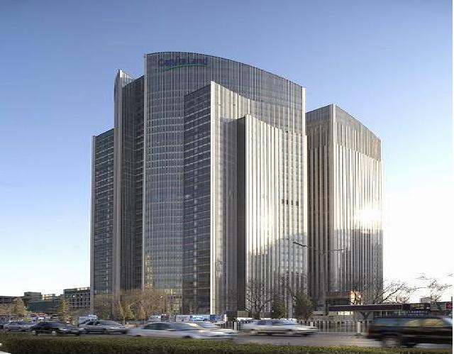 Central International Trade Center - Beijing