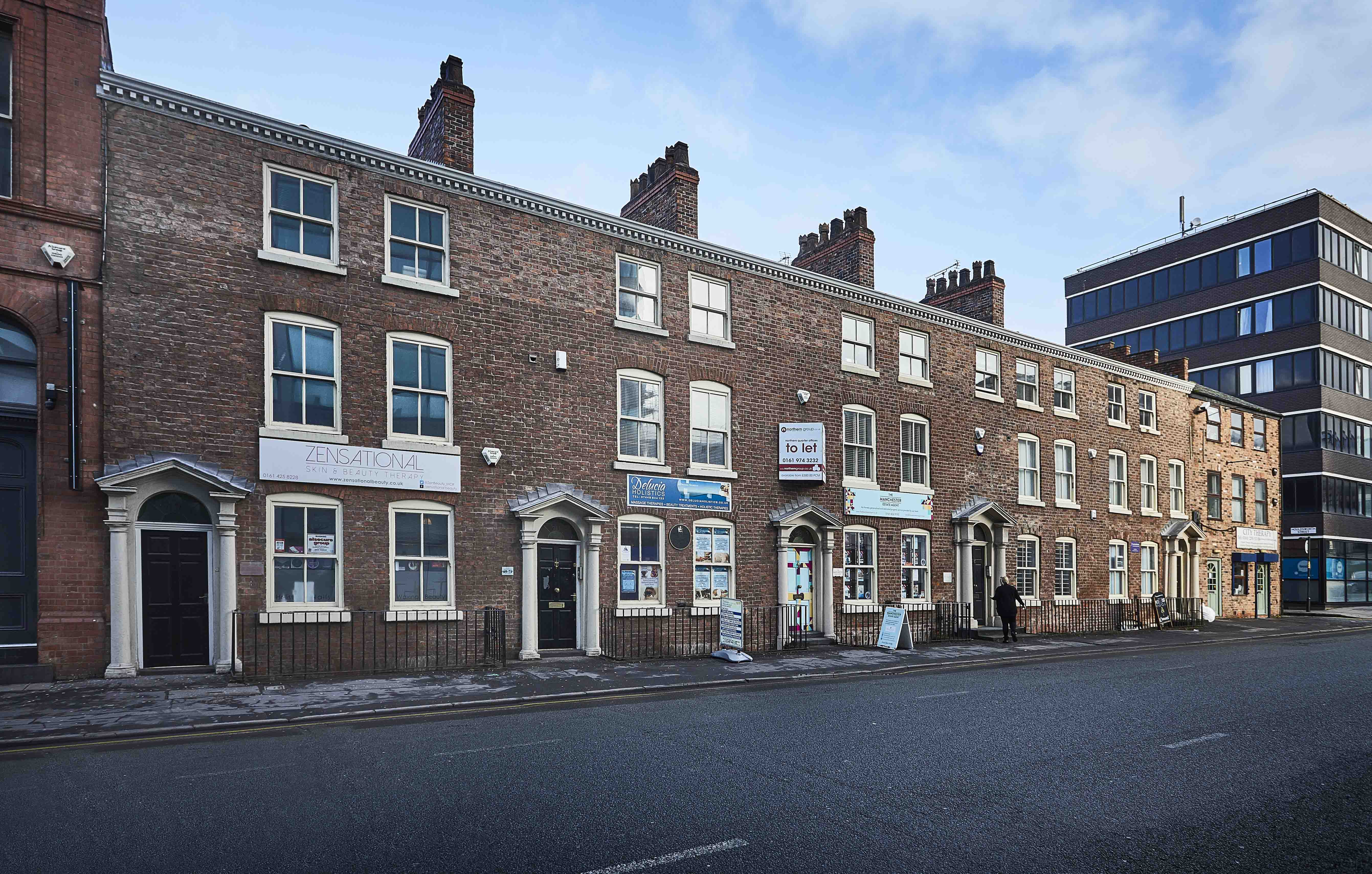 Northerngroup Management Limited  - Lever Street , M1 - Manchester