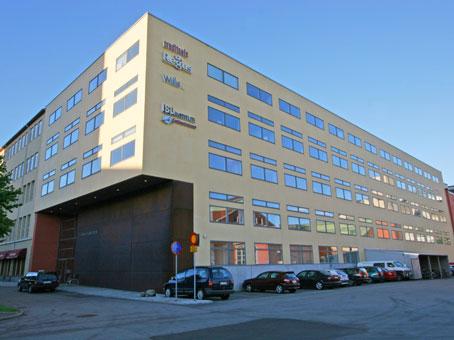 Gothenburg, Garda - Garda Fabriker, Gothenburg