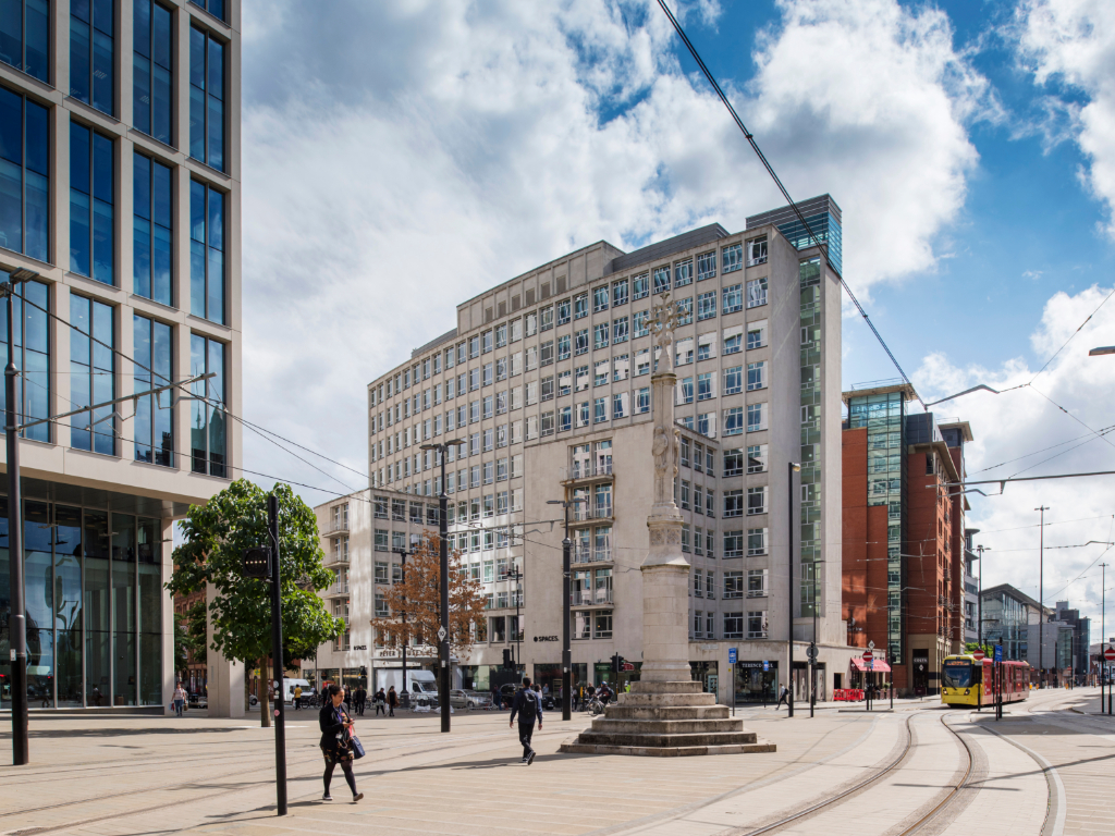 Spaces - (Regus) - Peter House - Oxford Street, M1 - Manchester