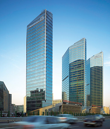 Central China Place, 81 Jianguo Road, Chaoyang District - Beijing