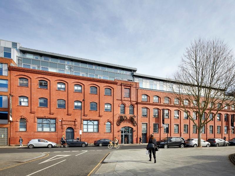 Workspace - Canalot Studios - Kensal Road, W10 - Ladbroke Grove (Office, Studio)