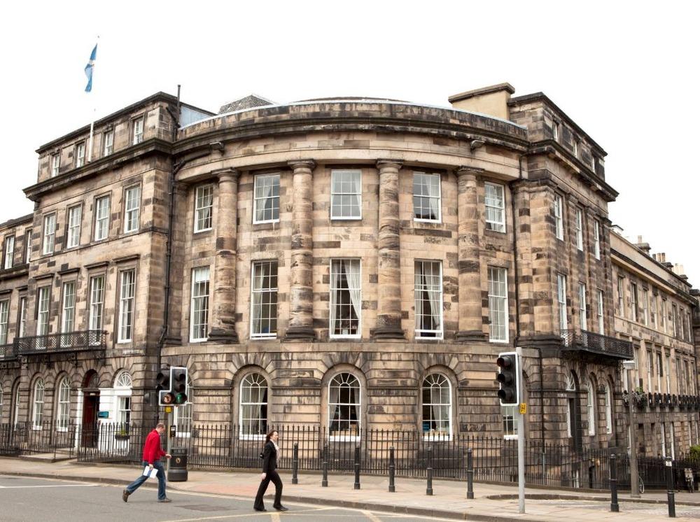 1 St Colme Street, EH3 - Edinburgh
