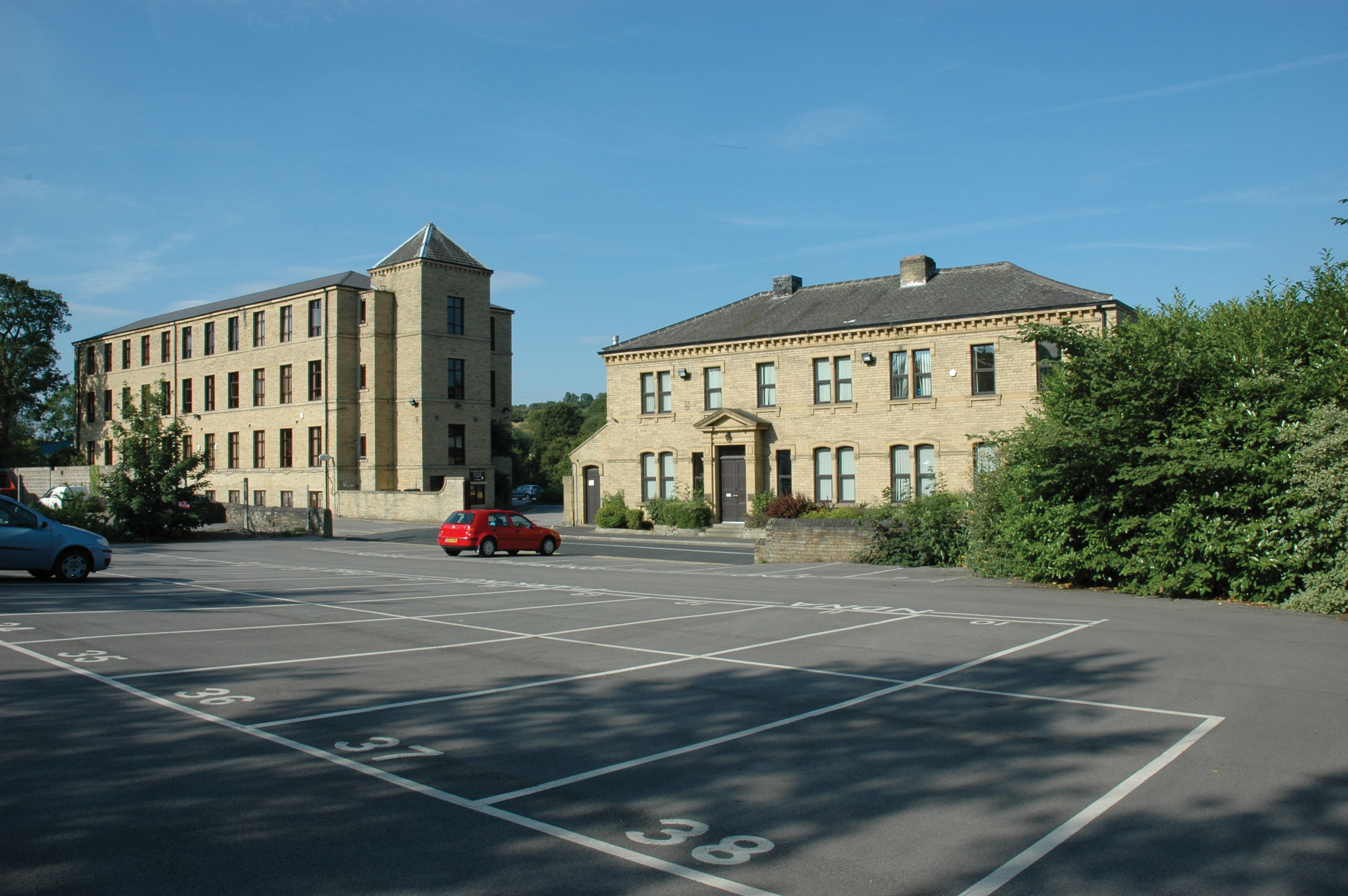 Towngate - Woodvale Office Park - Woodvale Road, Brighouse, HD6 - West Yorkshire