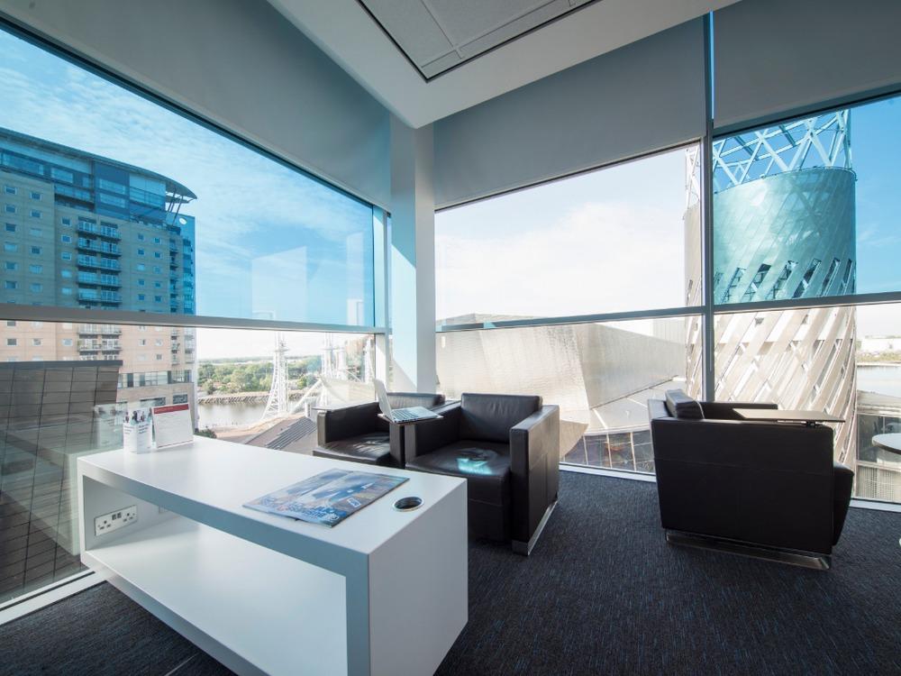 Regus - Digital World Centre - Lowry Plaza - Salford Quays, M50 - Manchester