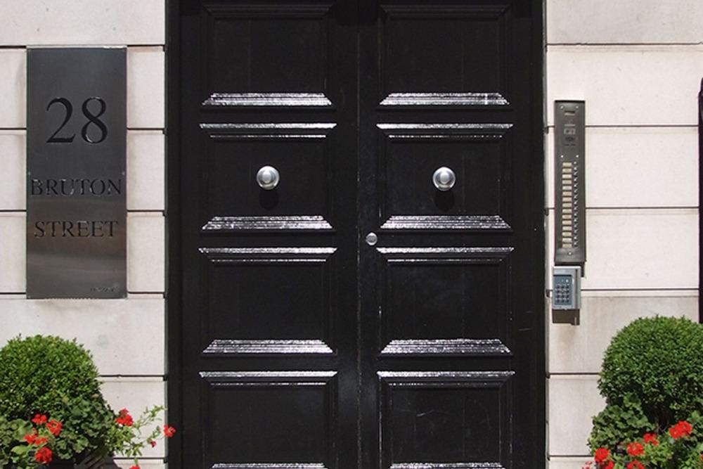 Bruton St, W1 - Mayfair