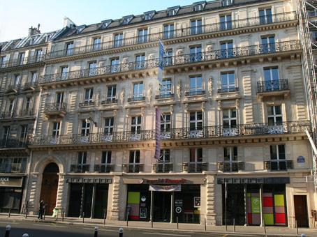 PARIS, Bourse - 9 Rue du Quatre - Paris