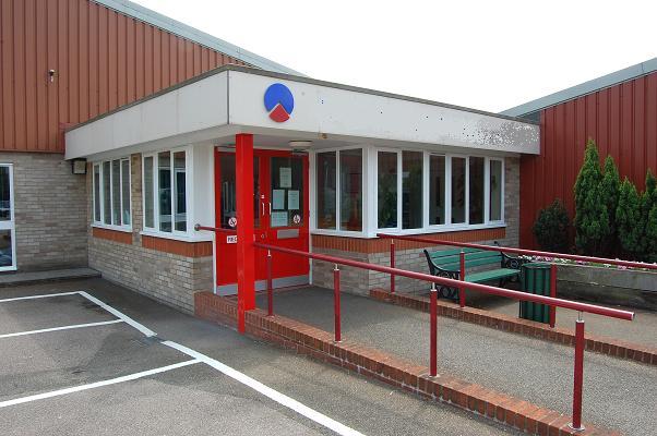 NWES - South Suffolk Business Centre - Alexandra Road, Sudbury, CO10 - Suffolk