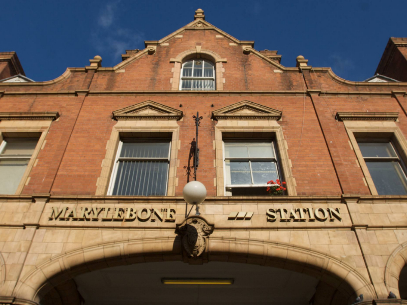 Marylebone - Marylebone Station - Melcombe Place, NW1 - Marylebone
